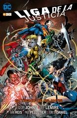 Liga de la Justicia: El trono de Atlantis (edición cartoné)
