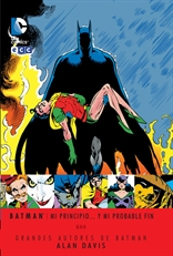 Grandes autores de Batman: Alan Davis - Mi principio.. y mi probable fin