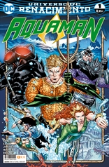 Aquaman núm. 15/ 1 (Renacimiento)