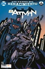 Batman núm. 57/ 2 (Renacimiento)