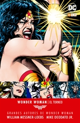 Grandes autores de Wonder Woman: William Messner-Loebs y Mike Deodato Jr. - El torneo
