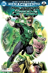 Green Lantern núm. 57/ 2 (Renacimiento)