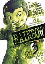 Rainbow, los siete de la celda 6 bloque 2 núm. 03