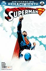 Superman núm. 57/ 2 (Renacimiento)