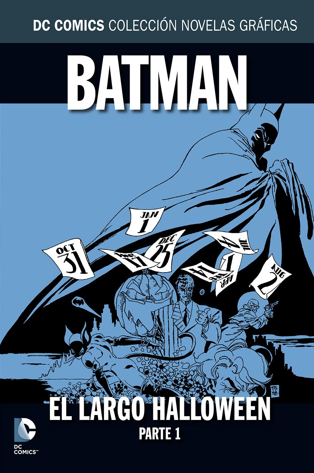 836 - [DC - Salvat] La Colección de Novelas Gráficas de DC Comics  Salvat_19_cover