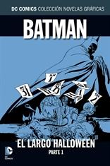 Colección Novelas Gráficas núm. 19: Batman: El Largo Halloween Parte 1