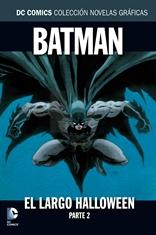 Colección Novelas Gráficas núm. 20: Batman: El Largo Halloween Parte 2