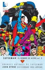 Grandes Autores de Superman: John Byrne - Superman: El hombre de acero vol. 03