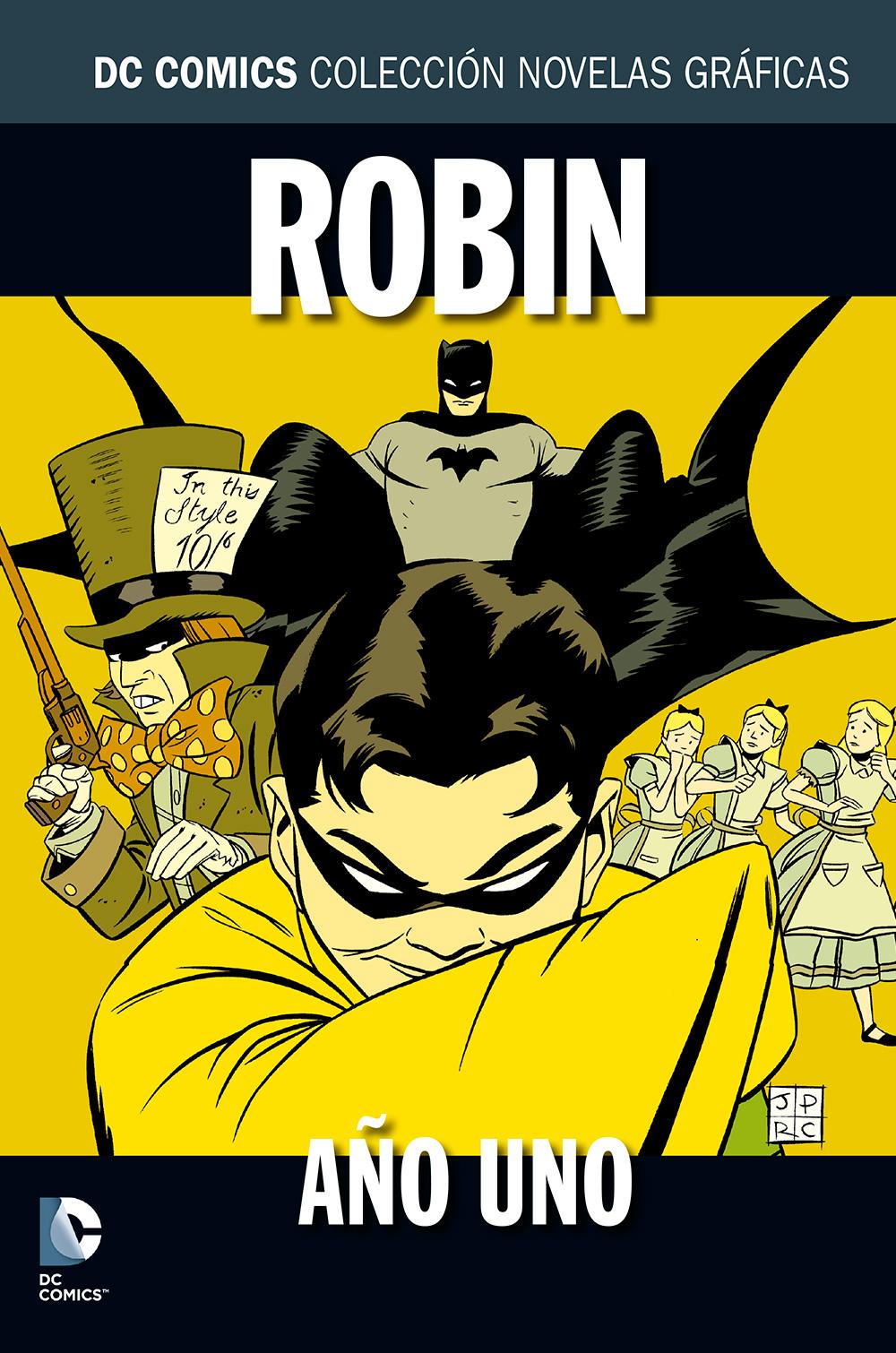 836 - [DC - Salvat] La Colección de Novelas Gráficas de DC Comics  SF118_023_01_001