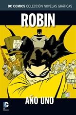 Colección Novelas Gráficas núm. 23: Robin: Año Uno