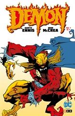 Demon de Garth Ennis vol. 01 (de 2)