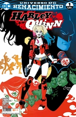 Harley Quinn núm. 09/ 1 (Renacimiento)