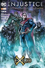 Injustice: Gods among us núm. 45