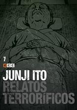 Junji Ito: Relatos terroríficos núm. 07 de 18