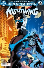 Nightwing núm. 08/ 1 (Renacimiento)