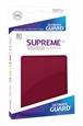 Fundas Supreme UX Color Borgoña (80 unidades)