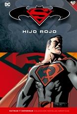 Batman y Superman - Colección Novelas Gráficas núm. 02: Superman: Hijo Rojo