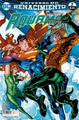 Aquaman núm. 16/ 2 (Renacimiento)