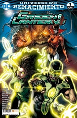 Green Lanterns núm. 01 (Renacimiento)
