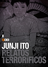 Junji Ito: Relatos terroríficos núm. 08 de 18