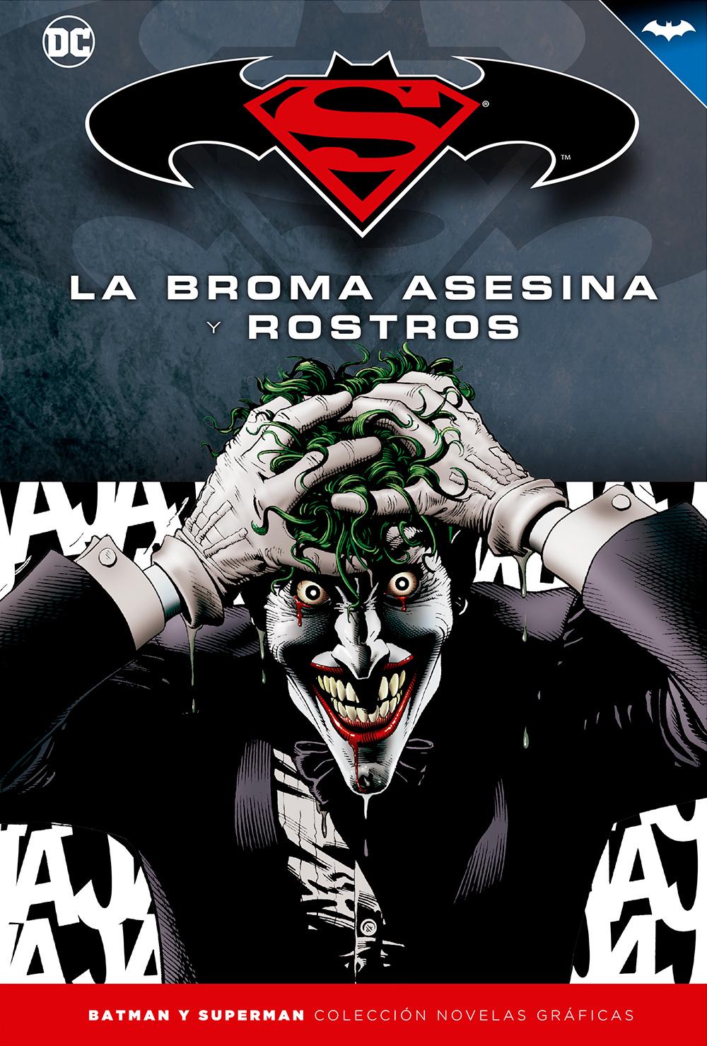 [DC - Salvat] Batman y Superman: Colección Novelas Gráficas - Página 3 Portada_BMSM_4_LaBromaAsesina
