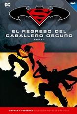 Batman y Superman - Colección Novelas Gráficas núm. 05: El regreso del Caballero Oscuro Parte 1