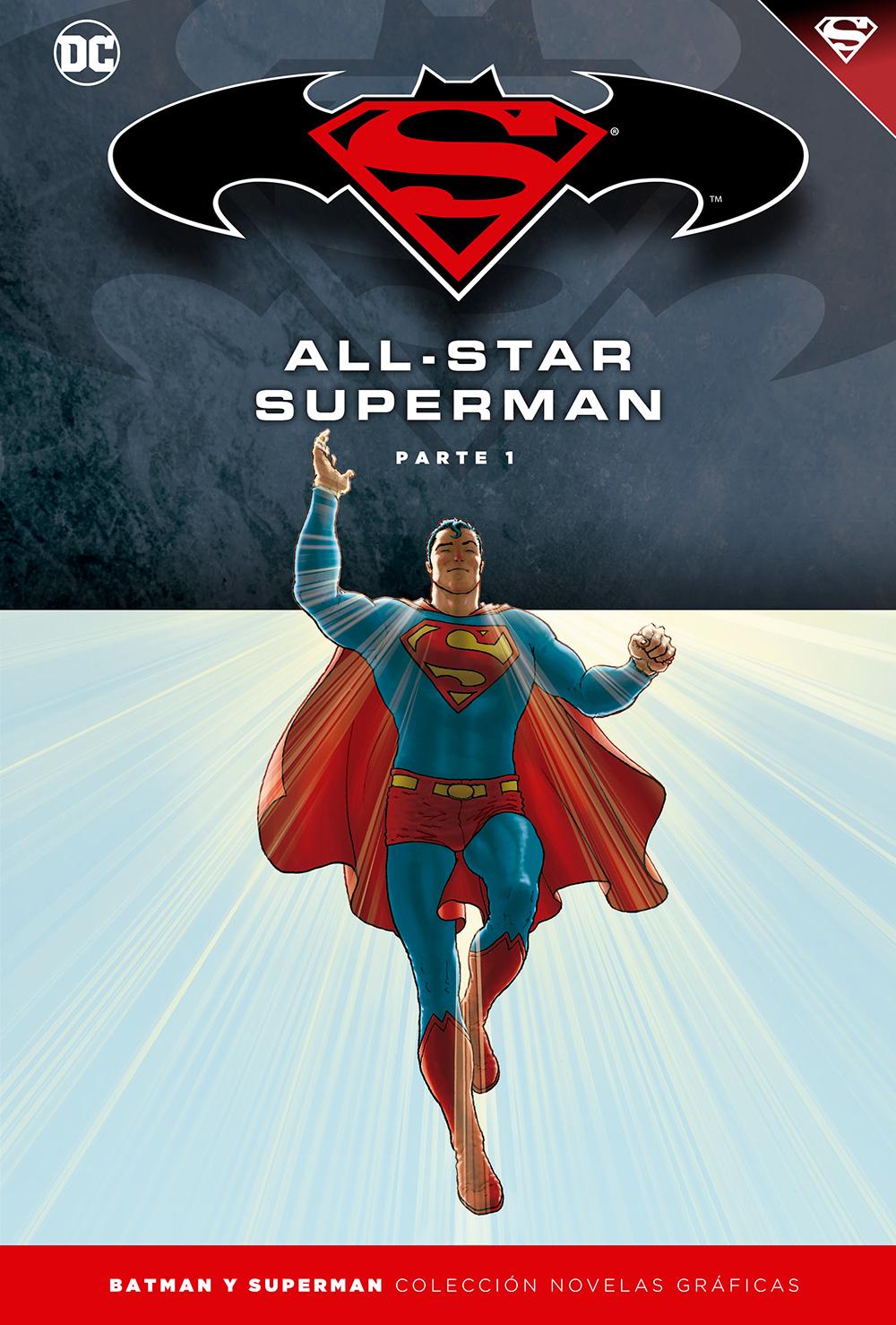 [DC - Salvat] Batman y Superman: Colección Novelas Gráficas - Página 4 Portada_BMSM_7_AllStarSuperman1