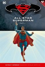 Batman y Superman - Colección Novelas Gráficas núm. 07: All-Star Superman Parte 1