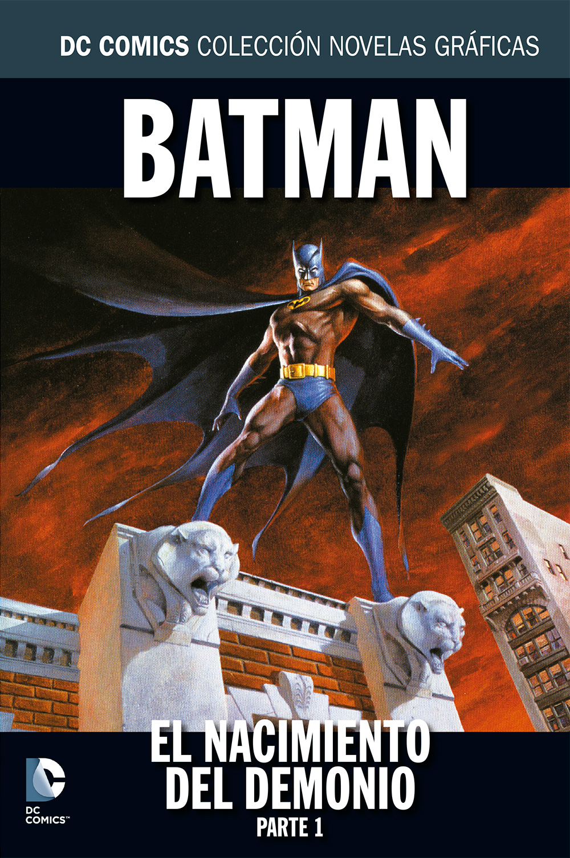 836 - [DC - Salvat] La Colección de Novelas Gráficas de DC Comics  SF118_027_01_001