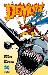 Demon de Garth Ennis volumen 2 (de 2)