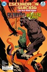 Escuadrón Suicida: El Diablo/Killer Croc — Los más buscados núm. 9/ 3