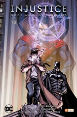 Injustice: Gods among us Año tres Vol. 01 (de 2)