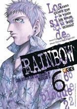 Rainbow, los siete de la celda 6 bloque 2 núm. 06