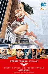 Grandes Autores de Wonder Woman: Greg Rucka - Reflexiones