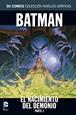 Colección Novelas Gráficas núm. 28: Batman: El nacimiento del demonio Parte 2