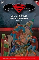 Batman y Superman - Colección Novelas Gráficas núm. 08: All-Star Superman Parte 2