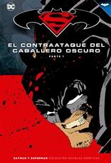 Batman y Superman - Colección Novelas Gráficas núm. 09: El contraataque del Caballero Oscuro 1