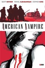 American Vampire núm. 01 (rústica)