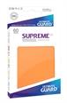Fundas Supreme Japonés UX Color Naranja (60 unidades)