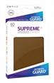 Fundas Supreme Japonés UX Color Marrón (60 unidades)