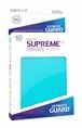 Fundas Supreme Japonés UX Mate Aguamarina (60 unidades)