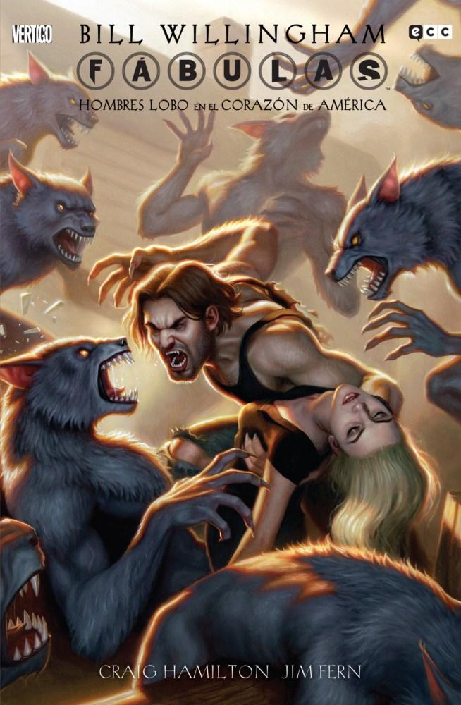 Lobo Comic