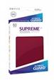 Fundas Supreme Japonés UX Color Borgoña (60 unidades)