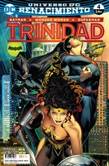 Batman/Wonder Woman/Superman: Trinidad núm. 04 (Renacimiento)
