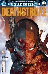 Deathstroke núm. 01 (Renacimiento)