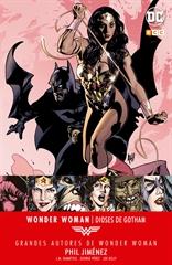 Grandes Autores de Wonder Woman: Phil Jiménez - Dioses de Gotham