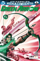 Green Arrow vol. 2, núm. 03 (Renacimiento)