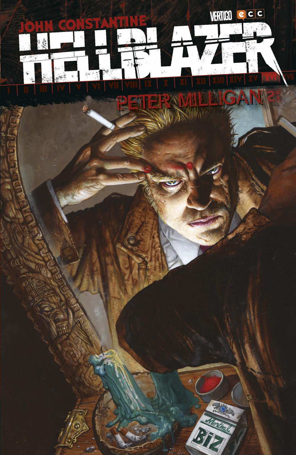 Hellblazer: Peter Milligan