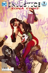 Injustice: Zona cero núm. 01 (de 6)