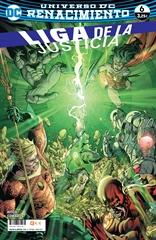 Liga de la Justicia núm. 61/ 6 (Renacimiento)